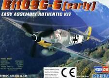 HobbyBoss Messerschmitt Me Bf109G-6 Bf 109 G früh JG3 JG50 - 1:72 Modell-Bausatz