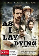 As I Lay Dying = NEW DVD R4