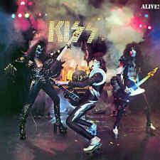 KISS ALIVE! DOPPIO VINILE LP 180 GRAMMI NUOVO E SIGILLATO !!!
