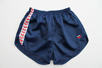 ARENA 80er Vintage Shorts (L) NEU Sporthose Sports Nylon Glanz shiny adidas #1