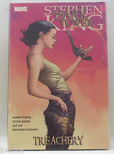 Stephen King The Dark Tower Treachery Marvel new sealed
