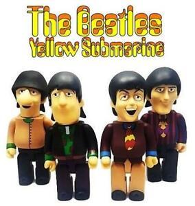 "The Beatles 400% Yellow Submarine 12"" Figures Set of 4  020"