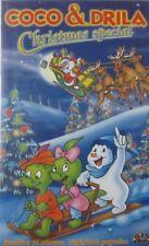 COCO & DRILA - CHRISTMAS SPECIAL  - VHS