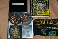 Simon the Sorcerer Power Edition PC Bigbox CD-ROM 1995 - deutsch - TOP