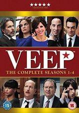 Veep - Season 1-4 DVD 2016 5051892199612