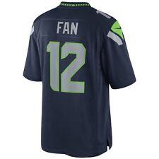 Men s Seattle Seahawks 12s FAN Vapor Untouchable Green Ltd NFL Jersey  3X-Large 39723f661