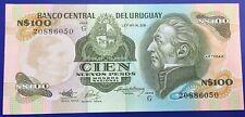 Billet 100 Pesos Uruguay