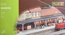 Faller 222125 N - Bahnsteig NEU & OvP