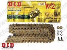 Kawasaki KLX450 R A8F-AJF 2008-2018 DID GOLD VX2 Heavy Duty X-Ring Chain