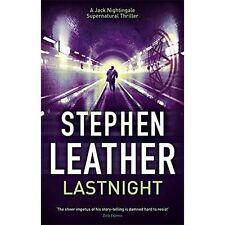 Lastnight: The 5th Jack Nightingale Supernatural Thriller, Leather, Stephen, 144