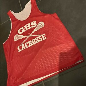 GAINESVILLE GHS Lacrosse Trikot Jersey AUGUSTA Sportswear Made in the Mexico M