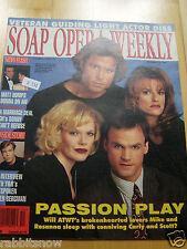 SOAP OPERA WEEKLY 1995 Erin Torpey Peter Bergman Katherine Kelly Lang
