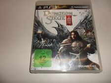 Playstation 3 PS 3 Mystere victoires 3