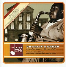 Complete Jazz At Massey Hall - Charlie Parker (2003, CD NEUF)