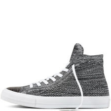 Converse Chuck Taylor All Star x  Flyknit Mens Black/Wolf Grey/White
