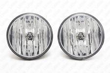 OE Clear Lens Fog Light Assembly For 07-13 GMC Sierra 1500 2500HD 3500HD w/Bulbs