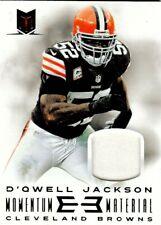 SP D'Qwell Jackson 2013 Momentum JERSEY #/199!