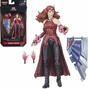 Avengers 2021 Marvel Legends Scarlet Witch Action Figure 5/25 2021 PRESALE