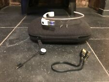 Google Glass - Explorer Edition - Color Cotton White with Mono Earbud and Case