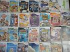 BUNDLE of RARE / COLLECTABLE Nintendo Wii GAMES  Set 4 Nintendo Wii U