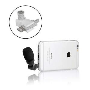 Saramonic SmartMic Microphone with Lightning Dongle Clip for iPhone