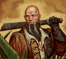 Pirates of the Crimson Coast - #103 Explorer Pirates