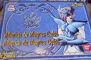 Bandai Saint Seiya Alberich de Megres DELTA 2004 bad box
