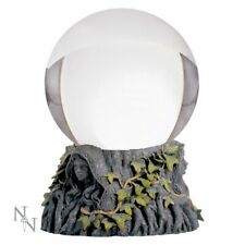 PAG066 Nemesis Now Mother Maiden Crone Crystal Ball 100mm