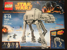 NEW LEGO 75054 STAR WARS AT-AT Walker Bent Box Factory Sealed Retired Free Ship