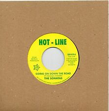 SONATAS GOING ON DOWN THE ROAD/DONNA KING-TAKE ME HOME  UK HOT-LINE/OSV NORTHERN