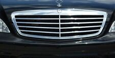 Mercedes-Benz W221 S-Class Genuine Front Radiator Grille S550 S63 07-09 NEW