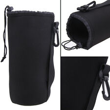 Neoprene DSLR Camera Lens Soft Protector Carry Case Bag Pouch Extra Large Black