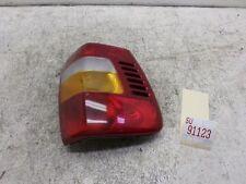 99 00 01 02 Jeep Laredo Left Rear Taillight Stop Brake Light Lamp 27322