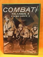Combat - Season 1: Campaign 1 (DVD, 2004, 4-Disc Set)