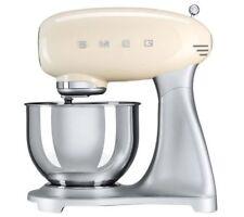 Smeg Stand Mixer 50's Retro Style 4.8L Bowl Cream - SMF01CRUK