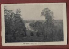 Mss M Welch, 'Sunnyside', Warwick Road,  Hale, Cheshire 1918  postcard  ca168