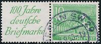 BERLIN 1949, Zusammendruck W 9, gestempelt, Mi. 85,-