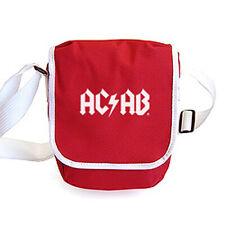 Tasche AC/AB Reporter City Retro Bag Umhänge Schulter rot weiß klassisch modisch