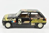 Solido 58 Renault Alpine 5 Rallye 1978 Renault Elf 1:43 Scale France