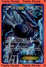 Dialga EX FULL ART 180pv 99/101 Explosion Plasma Carte Pokemon UR neuve FR