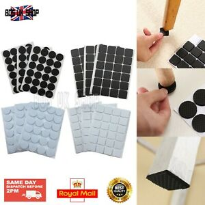 Furniture Table Chair Leg Non-Slip Self-Adhesive Floor Protector EVA Sticky Pads