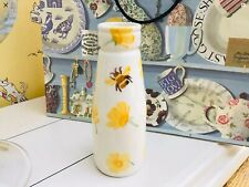 Emma Bridgewater Scattered Buttercups And Bee 🐝 Small Milk Bottle Vase 1st