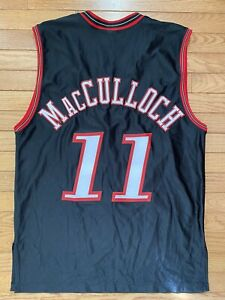 Authentic Champion Todd Macculloch Jersey Philadelphia 76ers Sixers 44 New Tags