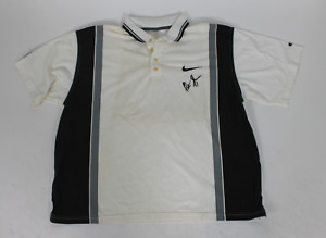 Pete Sampras signed autographed Tournament worn shirt! RARE! JSA LOA!