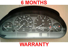 2000-2002 BMW 325i OEM Instrument Cluster Speedo Tach - 6 Month Warranty