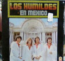 LOS HUMILDES EN MEXICO SEALED LP ORIGINAL VINYL DISCOS FAMA 578