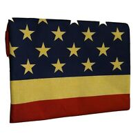 Mogarden American House Flag, Double Sided, 28 X 40 Inches, Thick Weatherproof
