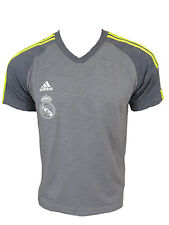 Adidas Real Madrid T-Shirt Shooter grau Gr. XXL