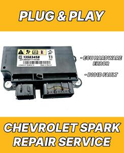 CHEVROLET SPARK 13583458 AIRBAG ECU SRS MODULE B101D FAULT CODE REPAIR SERVICE