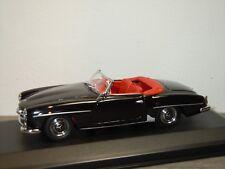 Mercedes 190SL Cabriolet 1955-62 - Minichamps 1:43 in Box *34334